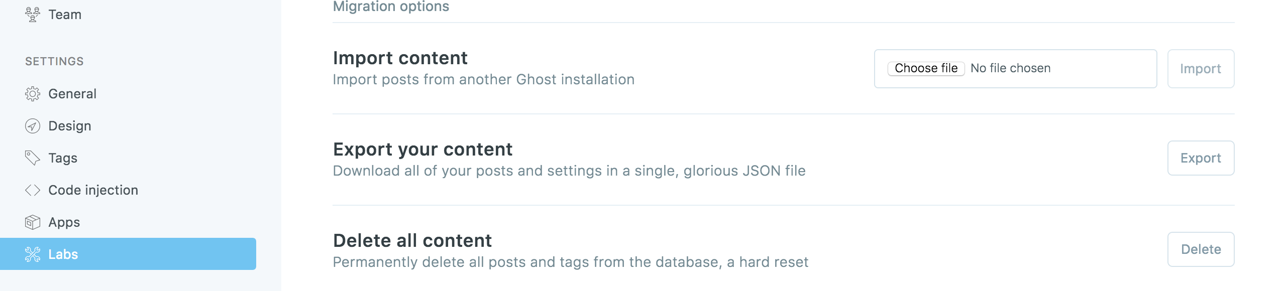 Upgrading Self-Hosted Dockerized Ghost Blog to Ghost V2